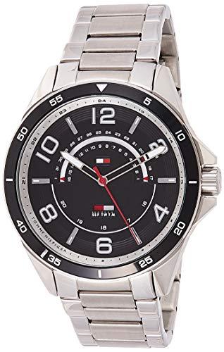 Relógio Tommy Hilfiger 1791394 Masculino Original Analogico Aço Inoxidavel