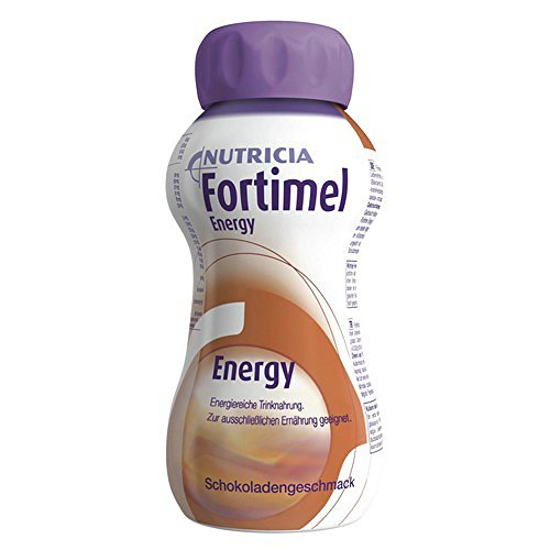 FORTIMEL energy colour marrón de carga sabor 6400 ml líquido