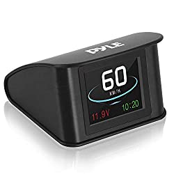 top rated Universal Car Smart HUD Display-2.6-inch Digital Minicar Dashboard Lifts Windshield … 2021
