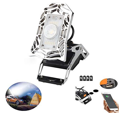 SHR-GCHAO Outdoor-Flut-Licht / 5V, 10 W/USB Charging/Handheld-Flut-Licht/Camping Licht Outdoor-Zubehör Pferd Laterne Barbecue Lichts