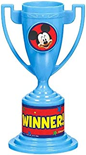 Trophy Cups   Disney Mickey Collection   Party Accessory