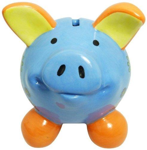 Sparschwein Swiggie blau