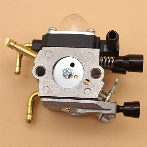 FEIFUSHIDIAN Ersatz Vergaser für STIHL HS81 HS81R HS81RC HS81T HS86 HS86R HS86T Trimmer 4237 120 0606 Zama C1Q-S225 Carb Druck