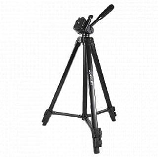 GoSmart Professional Foldable 3 Way Pan Head Camera Tripod 4.4 Ft with Bag - TR450CS