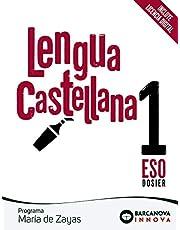 María de Zayas 1 ESO. Lengua castellana: Novetat (Innova)