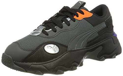 PUMA Pulsar Glow Wn's, Zapatillas Mujer, Negro Black/Dark Shadow, 37 EU