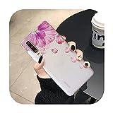 Coque de téléphone pour Huawei P20 P10 P30 Lite Pro - Motif chat 3D - Rose - 18 - Huawei P30 Lite