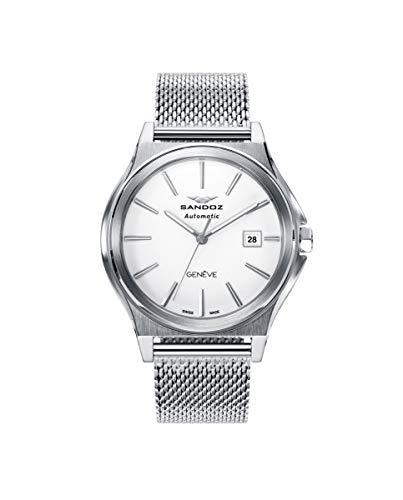 Sandoz - Reloj Automatico Acero Brazalete Sr Sa - 81489-07