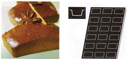 Sambonet Molde de lingote de silicio. 47740-94