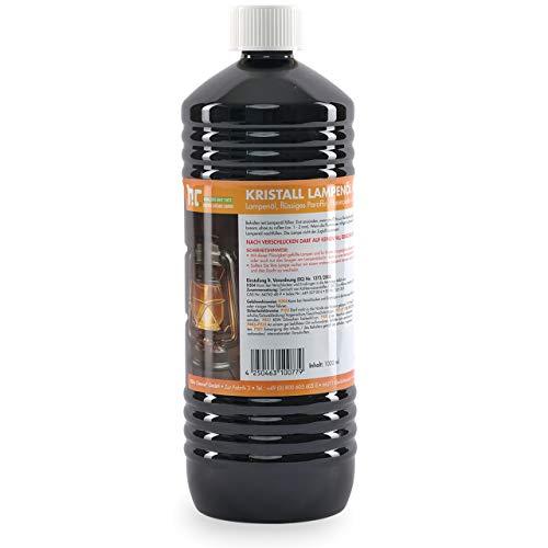 Höfer Chemie 15 x 1 Liter Lampenöl für Öl-Lampen, Petroleum Lampen & Gartenfackeln