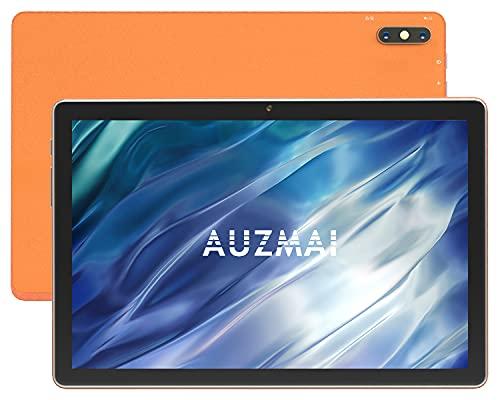 Tablet 10.1 Pollici Android 10 con 5G WiFi Tablet offerte Memoria Interna da 64 GB e 128GB Espandibili, 1.6GHz Core Dual-Speaker, GPS Bluetooth OTG