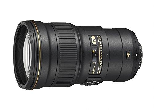 Nikon 300mm f/4E PF ED VR AF-S Lente réflex Digital