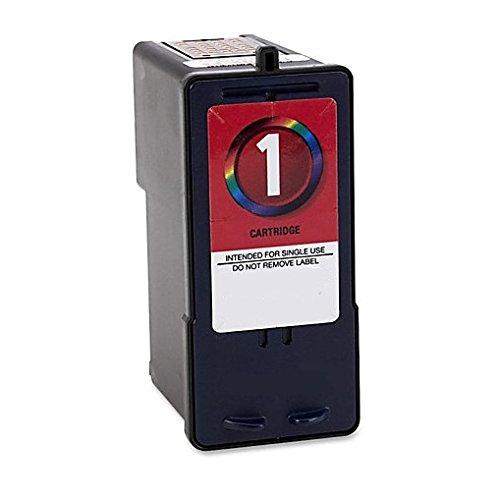 Cartucho Tinta Compatible para Lexmark Nº 1 / 018CX781E Tricolor 21ml T117