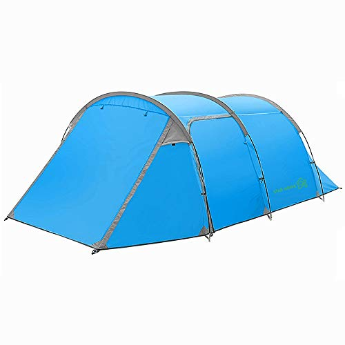 SKYLINK 2-3 Person 9-Season Large Family Waterproof Lightweight Backpacking Tent for Camping Hiking Travel Climbing - Easy Set Up