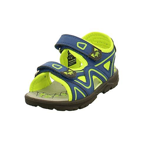 Lurchi by Salamander Kinder Schuhe Klaus Sandale 33-32012-42 blau 710467
