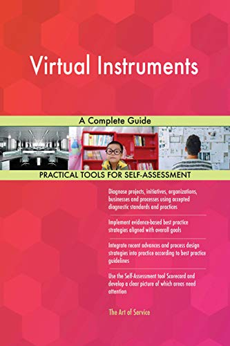 Virtual Instruments A Complete Guide (English Edition)