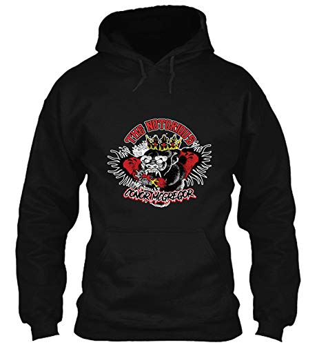 Conor m-cgregor Tatoo Hoodie, t-Shirts, Crewneck Sweatshirt, Long Sleeve t-Shirt Black