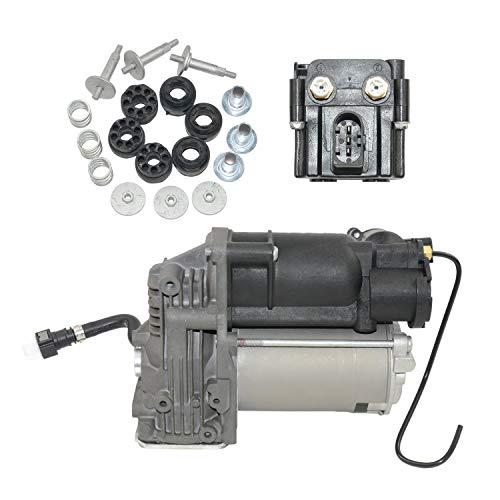 Bomba del compresor de la suspensión del aire con 2 esquinas para X5 E70 X6 E71 37206859714