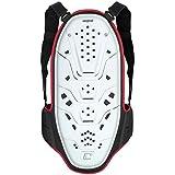 Cortech Unisex-Adult Latigo Back Protector (White/Red, Large/X-Large)