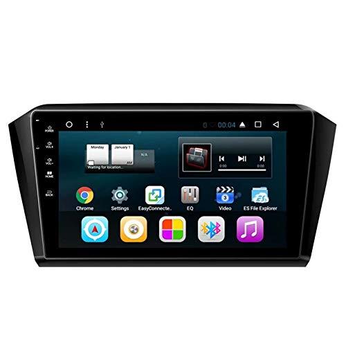 TOPNAVI 10,1 Pouces vidéo pour VW Magotan 2017 2018 Android 7.1 Radio de Navigation de Voiture stéréo 1 Go de RAM WiFi 3G RDS Lien Miroir FM AM Bluetooth Audio Vidéo