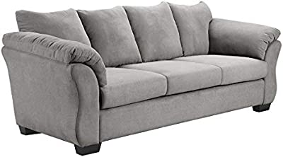 Amazon.com: Seatcraft Heavenly Modern Luxurious Plush Fabric ...