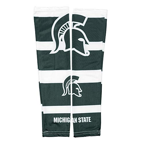 Littlearth NCAA Michigan State Spartans Strong Arms Sleeves