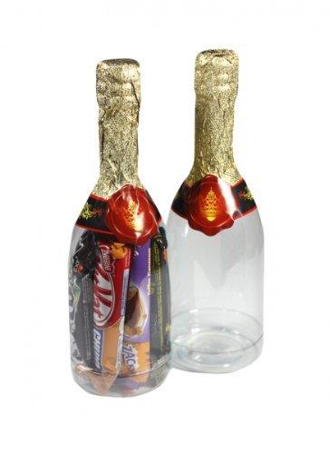 Sektflasche zum selbst befüllen Menge:1 Flasche