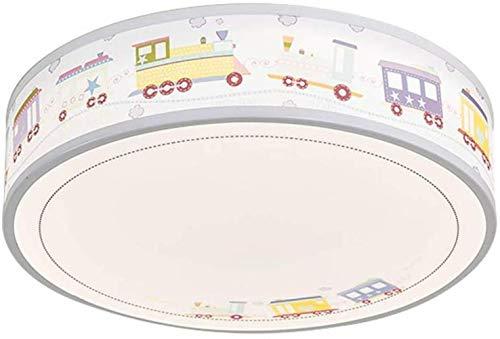 Techo del LED lámpara de luz salón Creativo Restaurante de Techo lámpara de luz (Color : 48cm)
