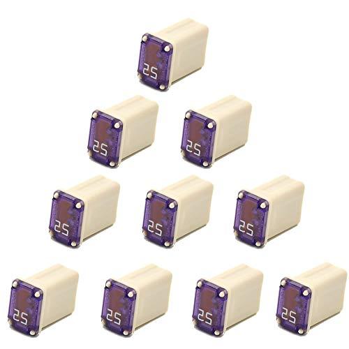 FMM MCASE Type 5 Flosser 608840 40 Amp Micro Cartridge Fuses