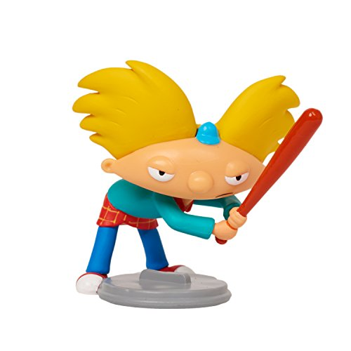 Nick 90's Just Play Hey Arnold Action Figures