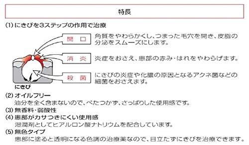 【第2類医薬品】ピンプリットにきび治療薬C15g