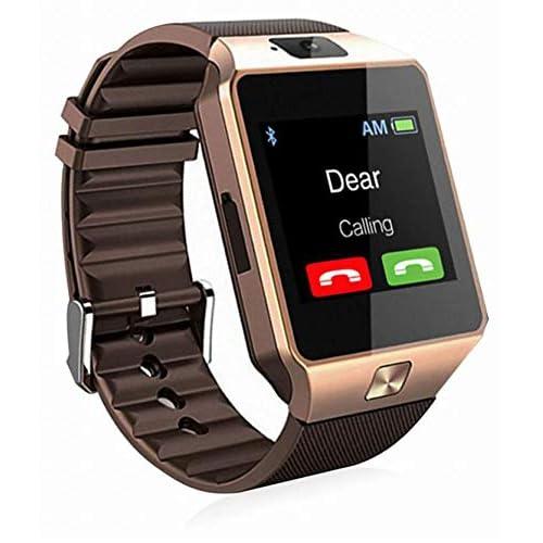 625490866 Padraig Bluetooth DZ09 Camera and SIM Card Support Smartwatch for all  Smartphones