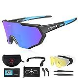 X-TIGER Gafas de Ciclismo (JPC04)