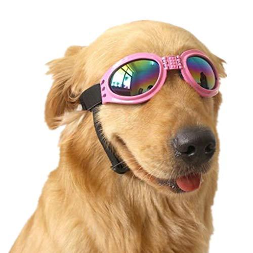 VANVENE Pet Glasses Dog Sunglasses