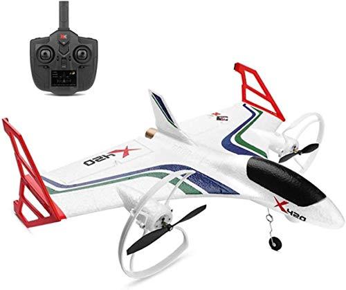 Bck 2.4GHz Control remoto Aviones Modelo de aviación de alta velocidad Modelo de control remoto Juguetes de control vertical de seis vías Radio de despegue fijo Aviones de avión Aterrizaje Aterrizaje