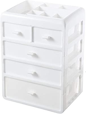 Amazon.com: LYQZ 5-Layer Drawer Cabinet Thicken Extra Large ...