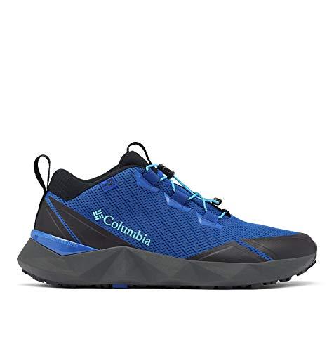 Columbia Facet 30 Outdry, Zapatillas para Caminar Hombre, Azul Extreme Medianoche, 43 EU
