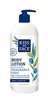 face and body lotion