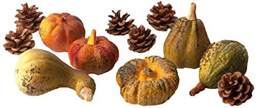 Boston International Decorative Harvest Bag, Small, Assortment