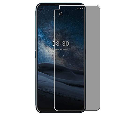 Vaxson Anti Spy Schutzfolie, kompatibel mit Nokia 8.3 5G, Bildschirmschutzfolie Displayschutz Privatsphäre Schützen [nicht Panzerglas] Privacy Schutzfolie