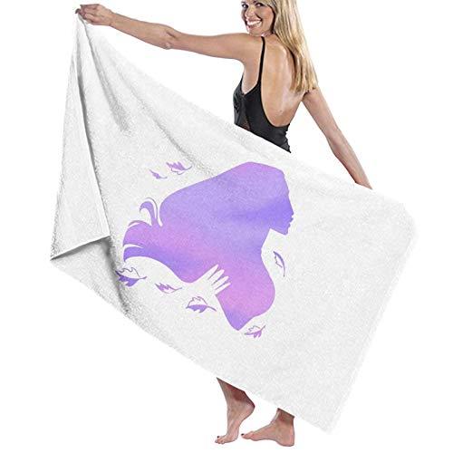 U/K Pocahontas - Toalla de baño (secado rápido)
