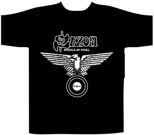 SAXON   WHEELS OF STEEL T-Shirt   XL