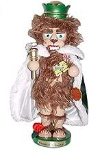 Steinbach Family Wizard of Oz Cowardly Lion Nutcracker Signed HERR Christian Steinbach