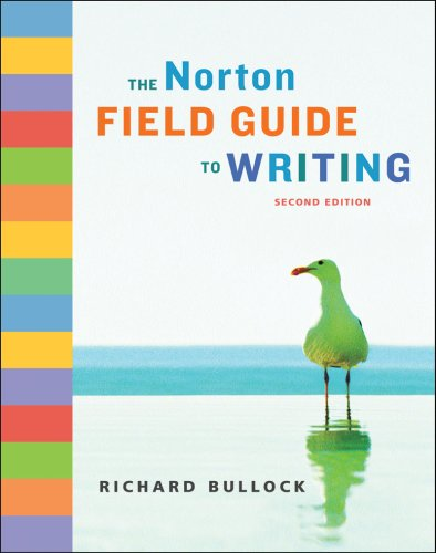 The Norton Field Guide to Writing (Second Edition)