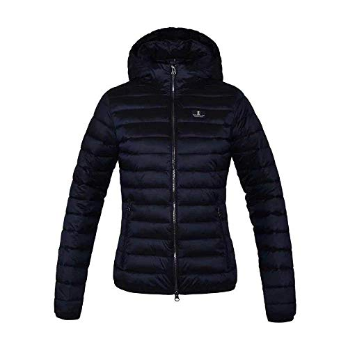 Kingsland Classic Ladies Padded Jacket Navy/X Small