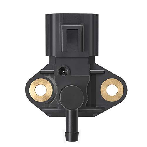 QUNSUN Fuel Injection Pressure Sensor Replace 3F2Z9-G756-AC/3F2E-9G756-AD, for F-150, F-250 Super Duty, Focus, Explorer, Escape, Mustang, E-series, Lincoln, Mercury(Upgraded)