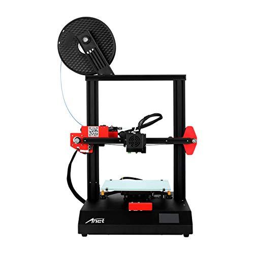 Gesponserter 3D-Druck Und ScannenDIY 3D-Druckerkit Druckgrößenunterstützung Filamenterkennung/Druck Fortsetzen/Automatische Nivellierung Heizbettaufkleber