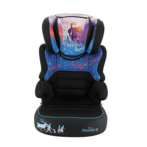 Nania - Kindersitz mit BEFIX-Rückenlehne - Gruppe 2/3 - Frozen 2 (luxe)
