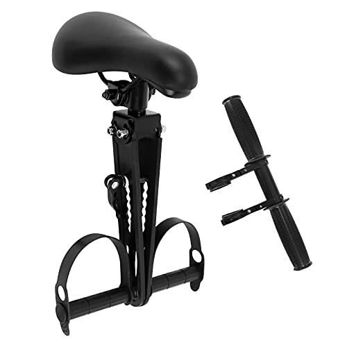 Front Mounted Kids Bike Seat & Handlebar Accessories,Detachable Child...