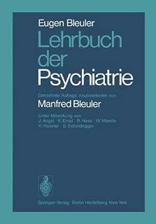 Lehrbuch der Psychiatrie (German Edition)